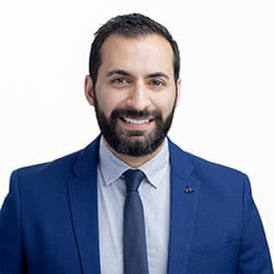 Dr Ramin Amighian